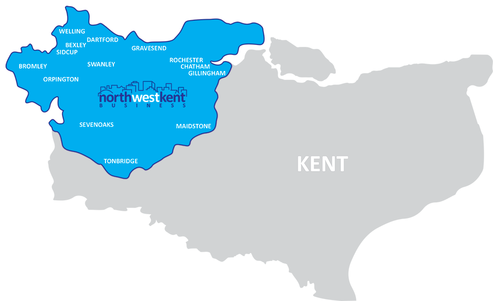 North West Kent Business - Areas we cover